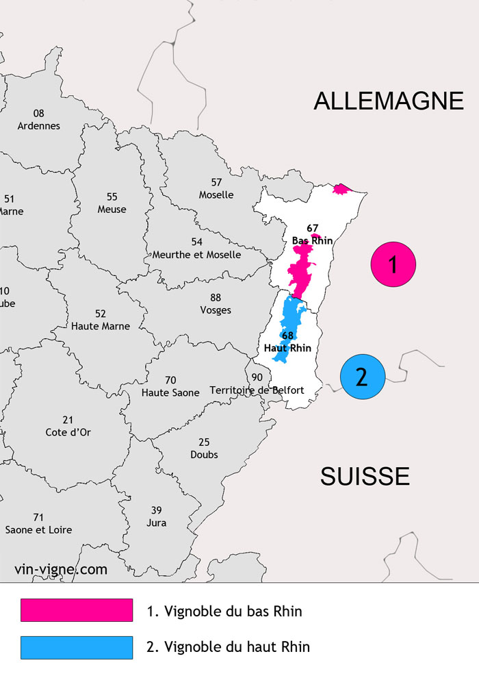 region vin alsace