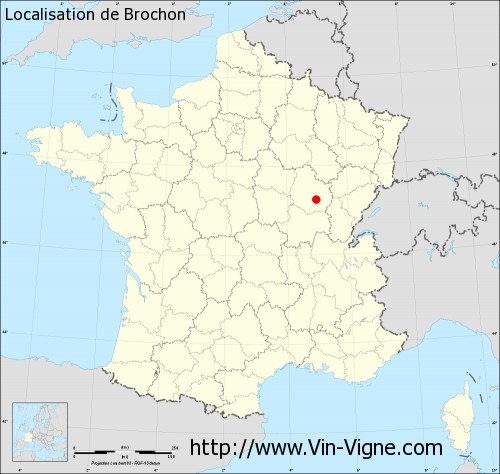 Carte de Brochon