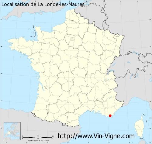 Ville de la londe les maures 83250 informations viticoles et g n rales - Office du tourisme de la londe les maures ...