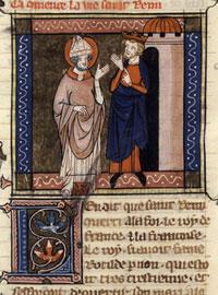 saint remy et clovis Ier