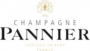 Español: Logo de Champagne Pannier