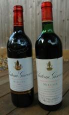 Château Giscours 1970 et 2003