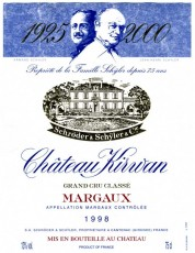 Château Kirwan 1998