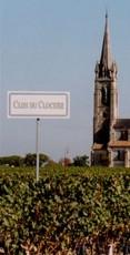 Vue des vigne du Clos du Clocher