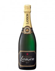 Français : Lanson Black Label, the Brut charactéristic of the Lanson Style