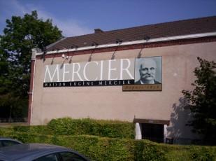 Photo du domaine Champagne Mercier
