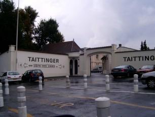 Photo du domaine Champagne Taittinger
