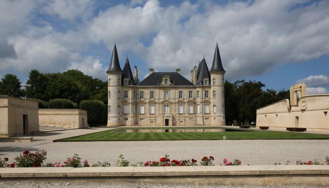 Château Pichon-Longueville (baron de Pichon)