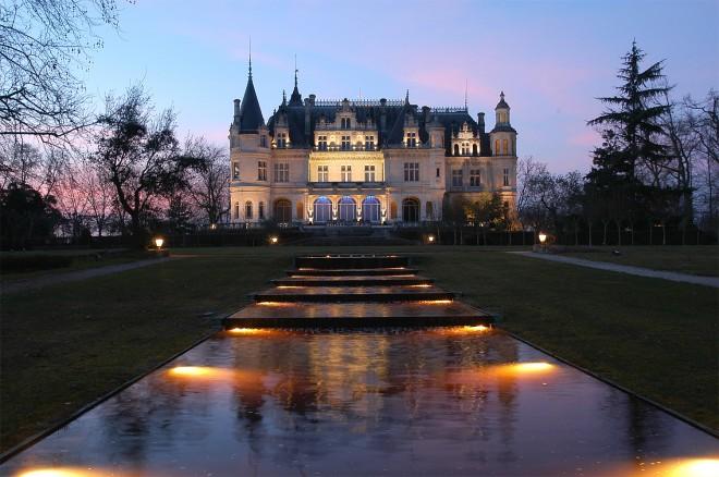 Château Clément Pichon de nuit