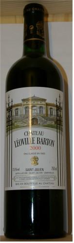 Château Léoville Barton 2000