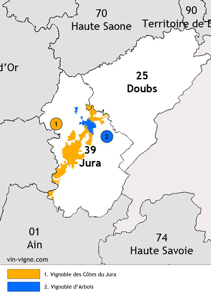region vin Jura