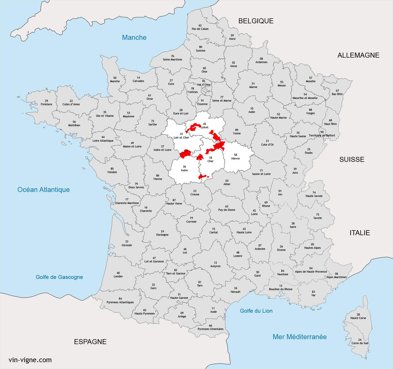 bourges region centre