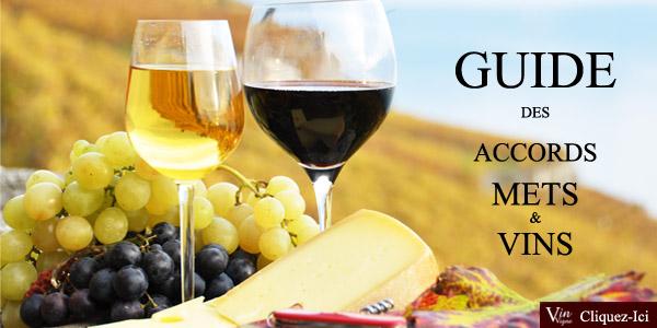 Guide des accords mets-vins: trouvez le meilleur vin pour votre repas !