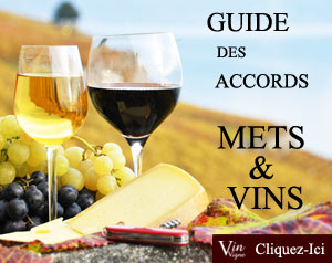 Guide des accords mets-vins