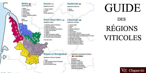 Le guide des régions viticoles: toutes les régions viticoles passées à la loupe !