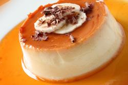 Dessert à base d'œuf: accords Mets et Vins