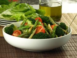 Entrée de légume - Céréale - Fruit: accords Mets et Vins