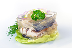 Aspic de poisson: accords Mets et Vins