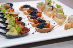 Accord vin canap petite bouch e amuse gueule mise for Canape aperitif froid