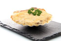Coquillage et crustacé farcis - Coquillage et crustacé gratinés: accords Mets et Vins