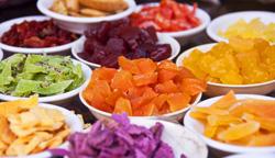 Fruit sec - Fruit séché: accords Mets et Vins