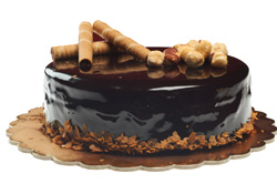Gâteau au chocolat: accords Mets et Vins