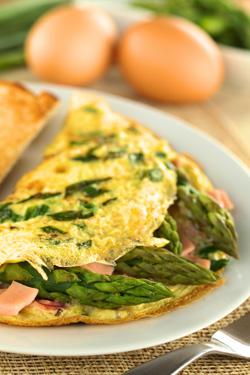 Oeuf en omelette - Oeuf brouillé: accords Mets et Vins