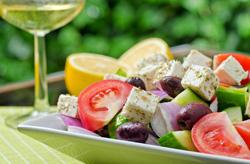 Salade de fromage: accords Mets et Vins