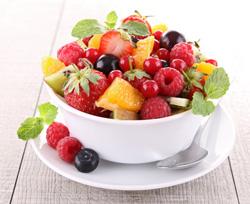 Fruit en sauce - Soupe de fruits - Smoothie - Salade de fruits - Compote de fruits: accords Mets et Vins