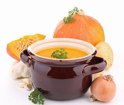 Soupe chaude: accords Mets et Vins