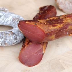 Viande fumée - Viande séchée: accords Mets et Vins