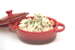 Viande blanche en sauce: accords Mets et Vins