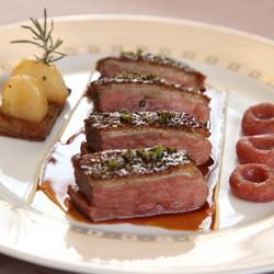 Viande rouge rôtie: accords Mets et Vins