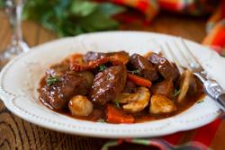 Viande rouge en sauce: accords Mets et Vins
