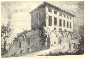abbaye de st victor fin XVIII
