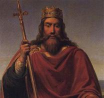 clovis 1er roi des francs