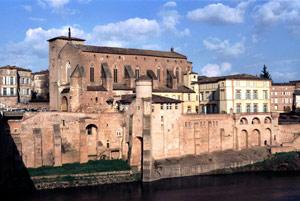 abbaye saint michel gaillac