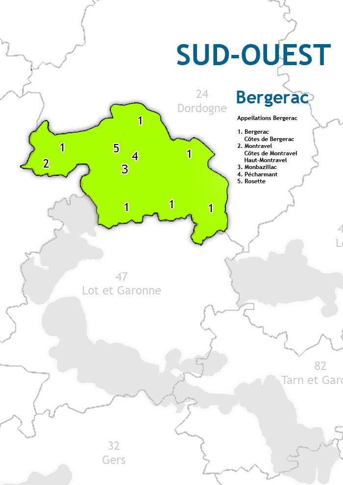 carte des vins du bergerac