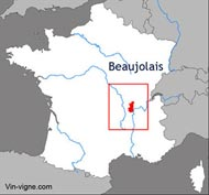 Vignoble beaujolais