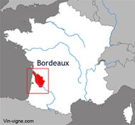 Vignoble bordeaux