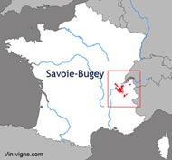 Vignoble savoie bugey