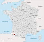 carte vin region bearn