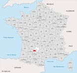 carte vin region cahors