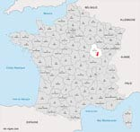 carte vin region cote-de-nuits