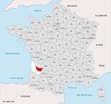 carte vin region entre-deux-mers